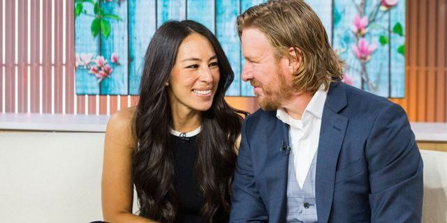 Chip and Joanna Gaines appear on the 'Today' show in 2019.