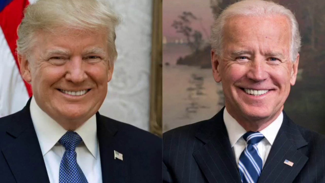 President Trump and Joe Biden square off over civil unrest in America