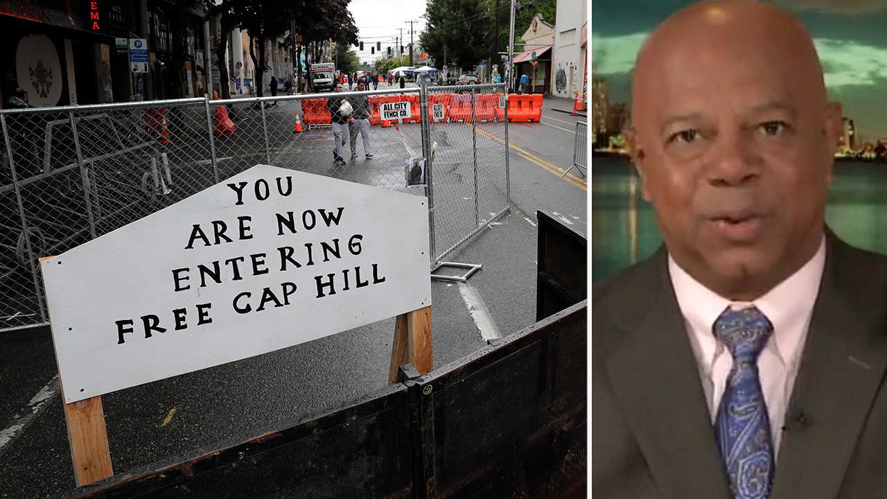 Are Democrats endorsing anarchy as Seattle occupiers claim 'cop-free' zone?