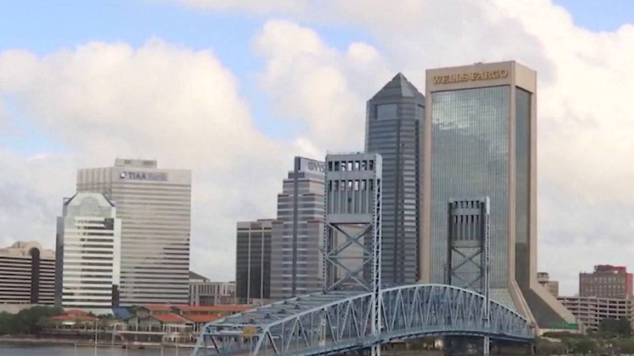 Republicans pick Jacksonville for alternative convention site