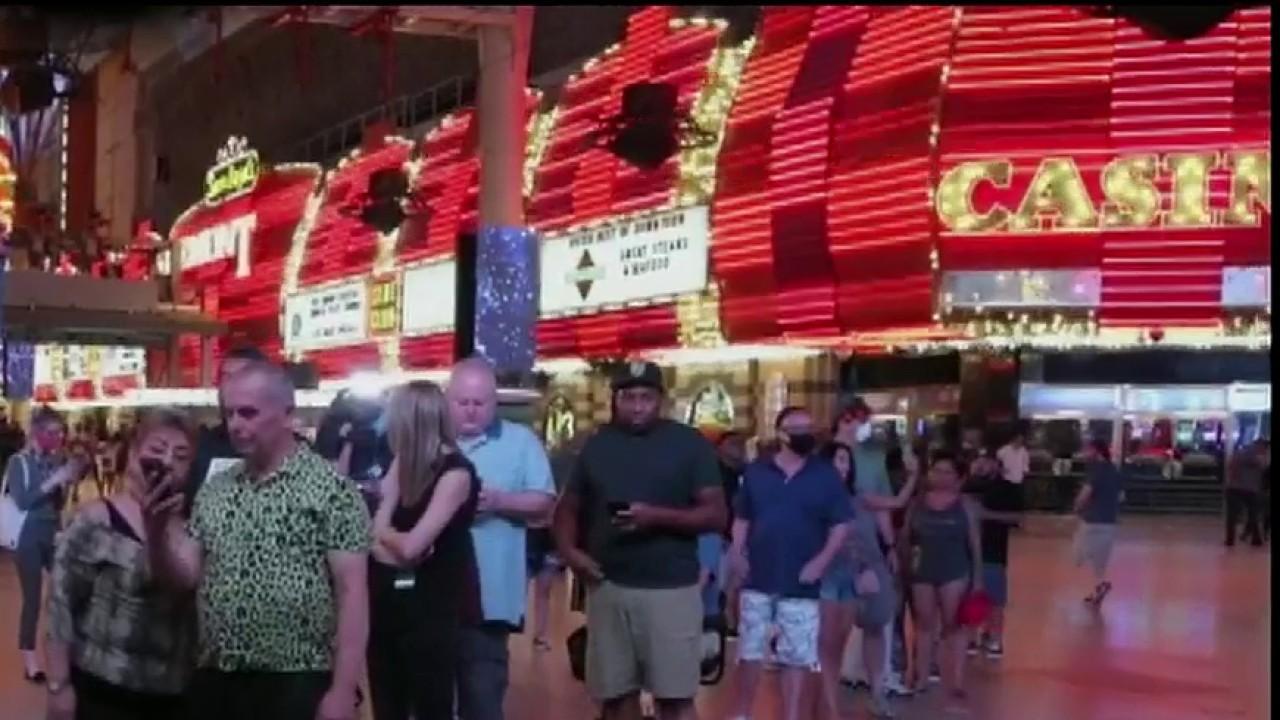 Las Vegas sees surge in online vacation rental bookings as casinos reopen