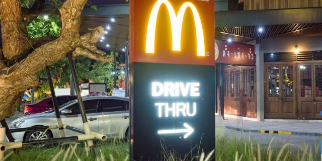 One Australian woman claims to have pranked a fellow McDonald's customer who acted rudely while waiting to place a drive-thru order – by paying for the driver's meal, and taking it herself.