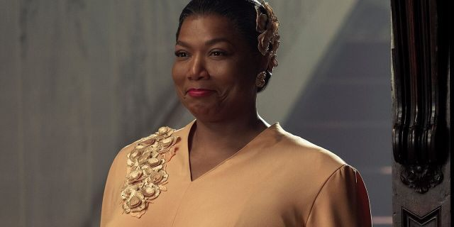 Queen Latifah as Hattie McDaniel on Netflix's 'Hollywood.'