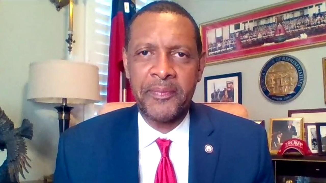 Rep. Vernon Jones: Democrats put illegals first, Americans last