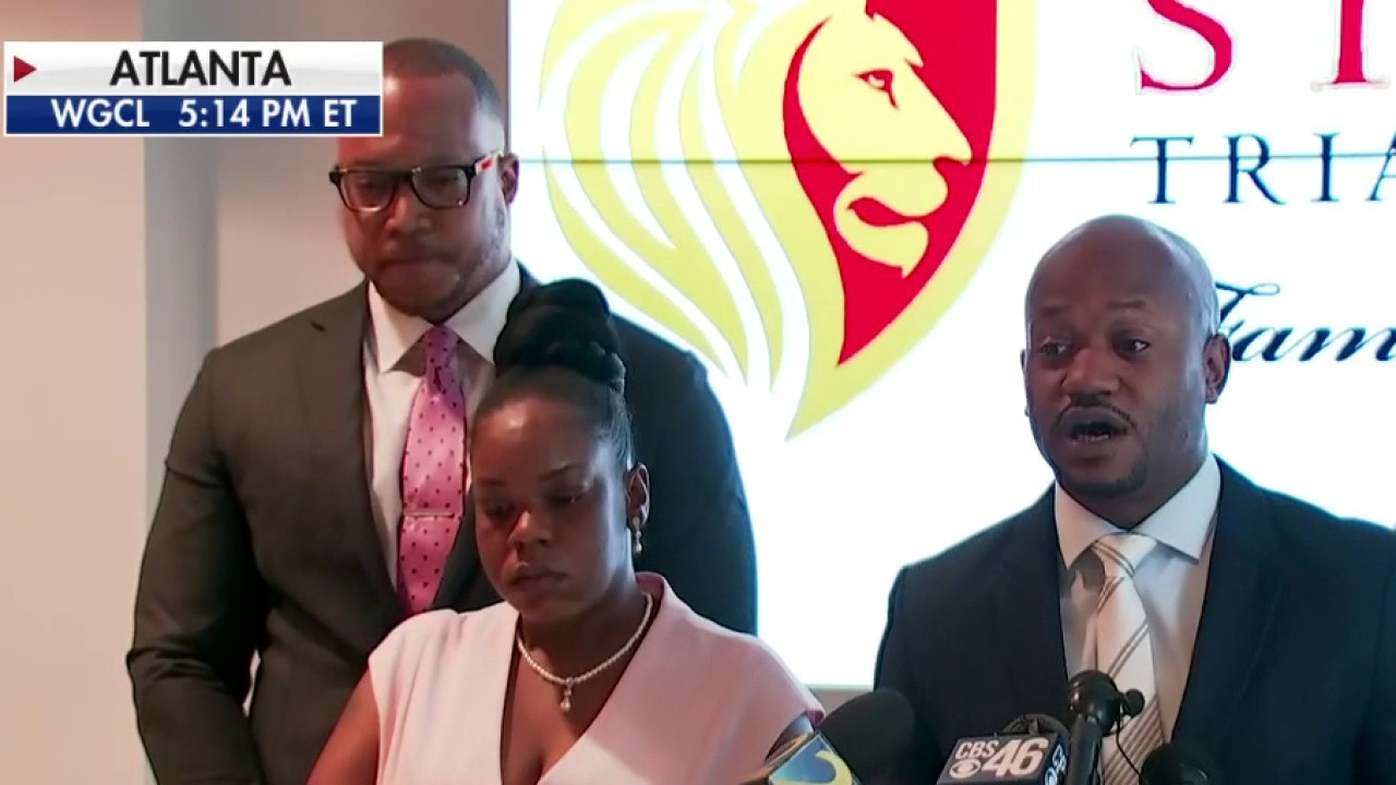 Family of Rayshard Brooks speak following charges against cops involved in his death
