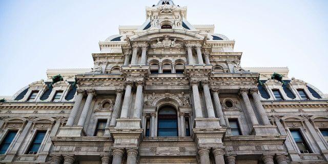 Philadelphia City Hall, Pennsylvania, USA