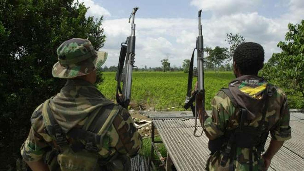 Colombia's peace agreement bloodied by distrust, drugs and the Venezuelan regime