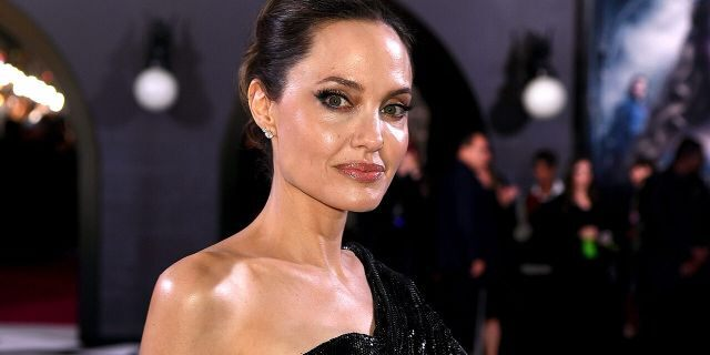Angelina Jolie implored Americans to consider the ongoing refugee crisis.