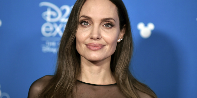 Angelina Jolie penned a lengthy essay about the world's refugee crisis.