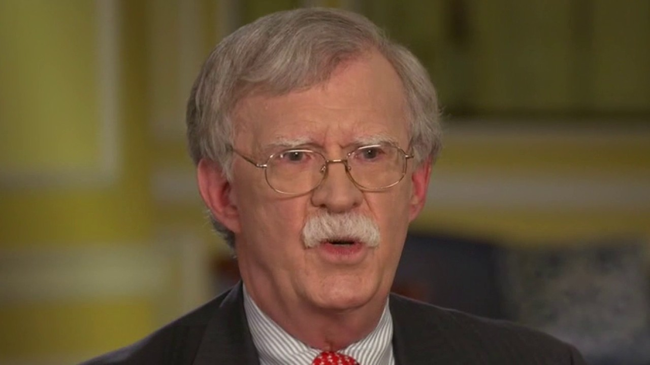 John Bolton discusses Trump doctrine, decision to resign in part 2 of his interview with Bret Baier