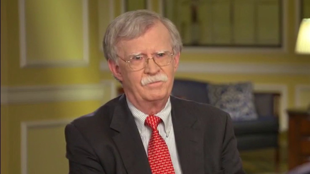 John Bolton discusses his new book, loyalty, Trump impeachment in part 1 of his interview with Bret Baier