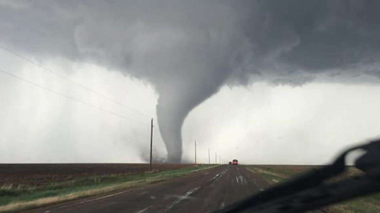 Blown Away: Wild video of first-hand tornado experiences