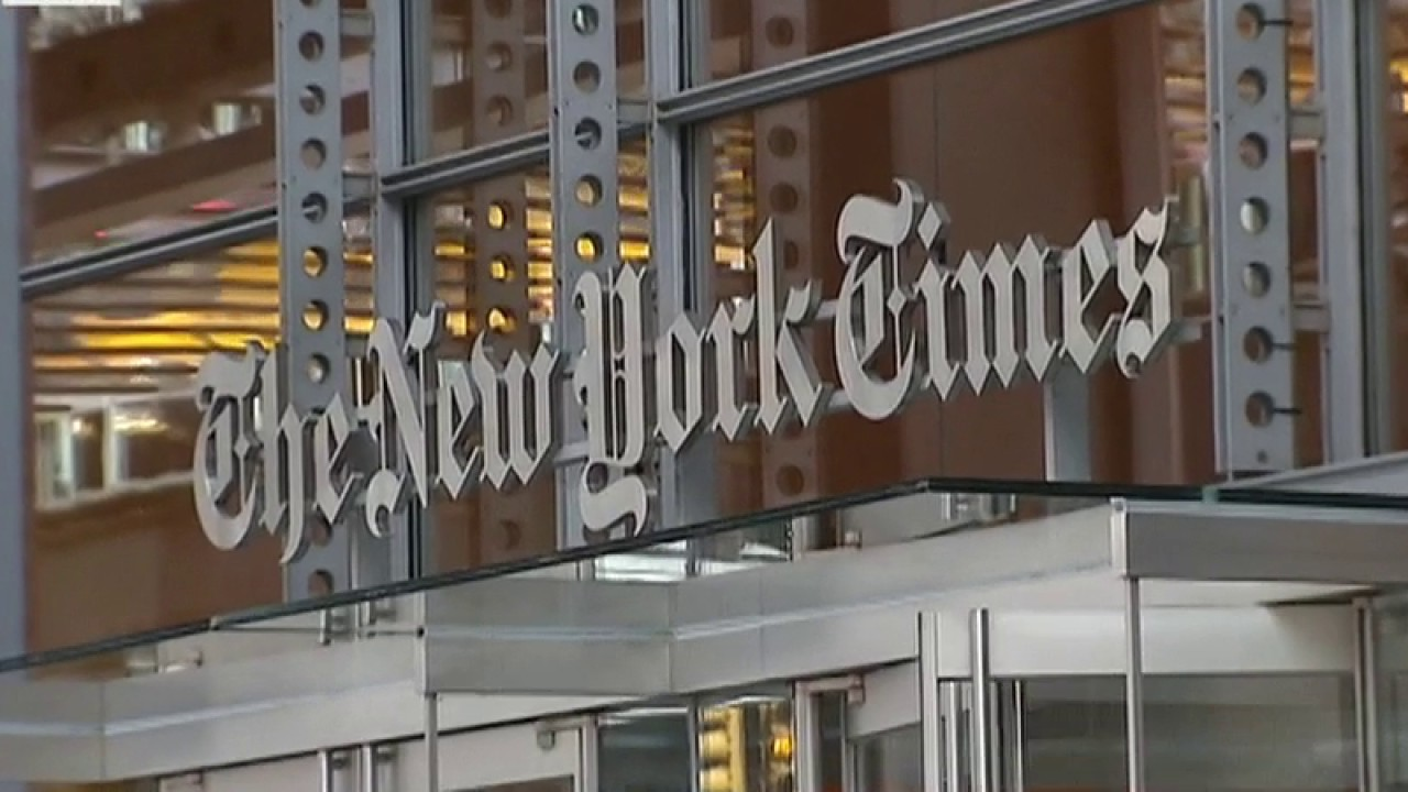 New York Times editor resigns amid staff fury over Sen. Cotton op-ed