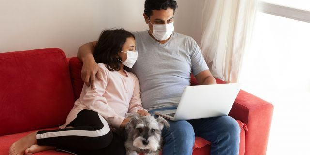 The survey found 66% of those surveyed said the pandemic has brought them closer to their family than ever before.