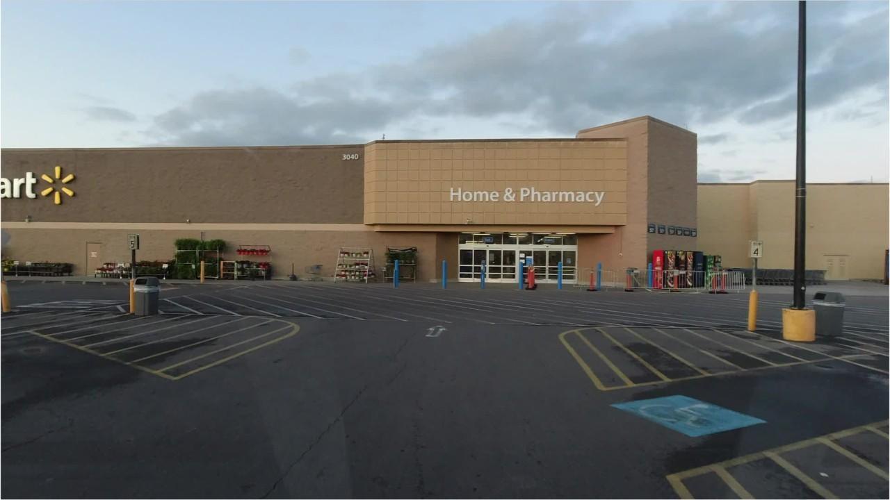 Shopper in Walmart brandishes gun in apparent dispute over coronavirus masks