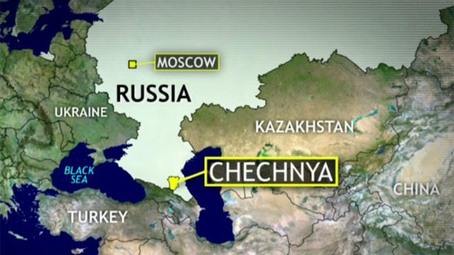 Chechnya's history of violence