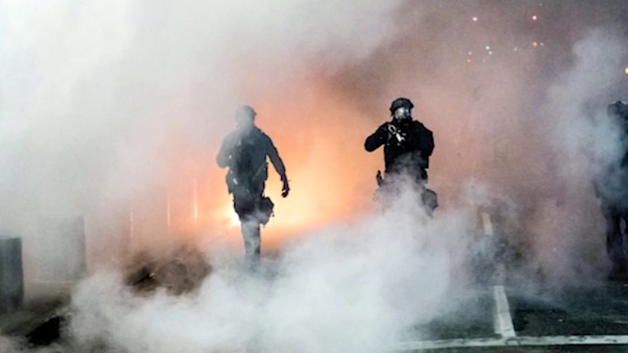 Sen. Fred Girod on chaos in Portland: Peaceful demonstrations morphed into full-fledged riots