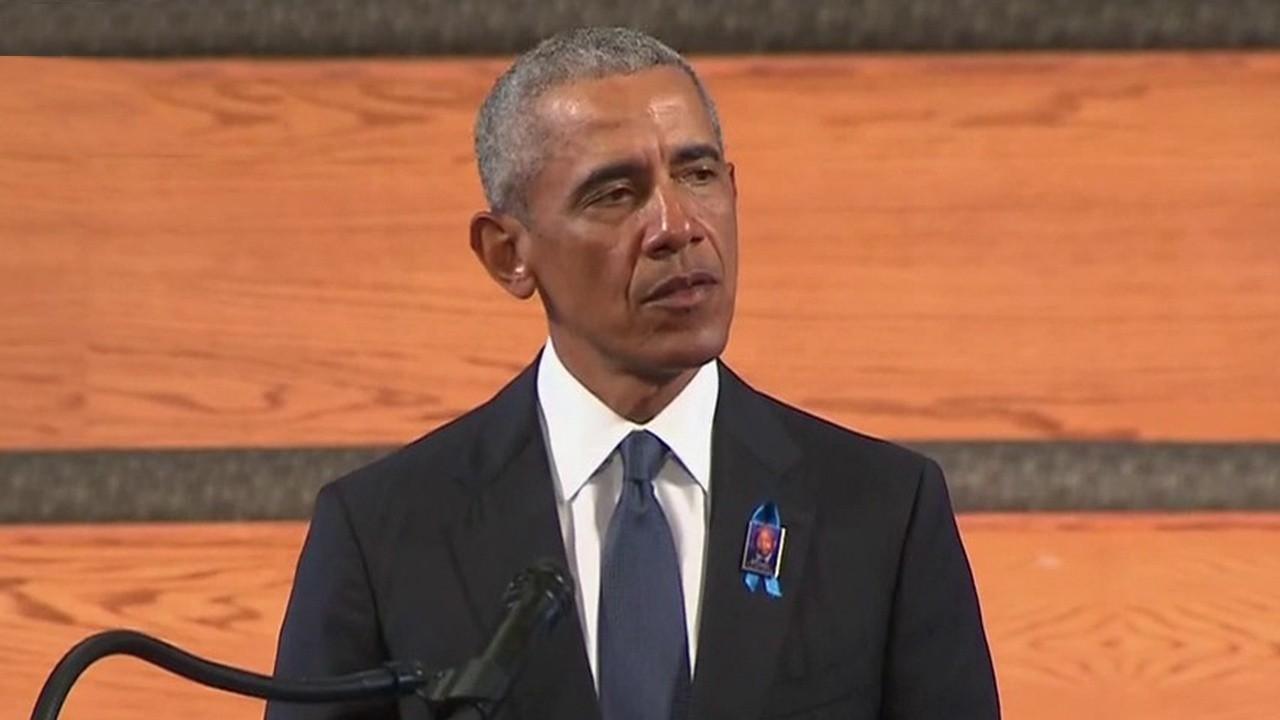 Obama: America was built by people like John Lewis