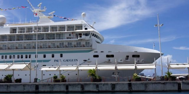 Despite the CDC's No Sail order for vessels under U.S. jurisdiction, some cruise ships are still currently experiencing coronavirus outbreaks on board. The Paul Gaugin, for instance, is currently docked outside of Tahiti with some 340 passengers and crew confined to their cabins after a passenger tested positive last week.