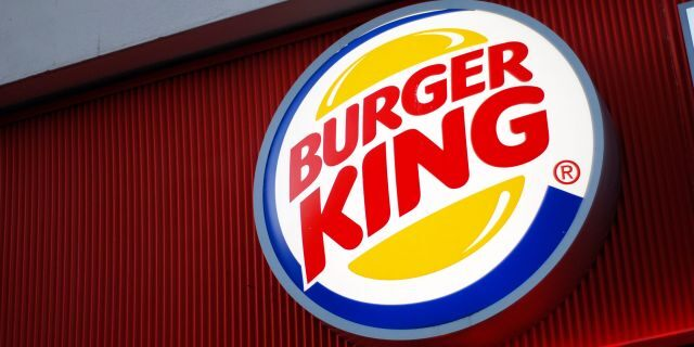 The woman became upset that she could not order lunch items during breakfast hours at an Ohio Burger King.