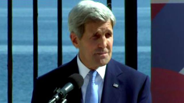 Kerry: Cuba's future is for Cubans to shape