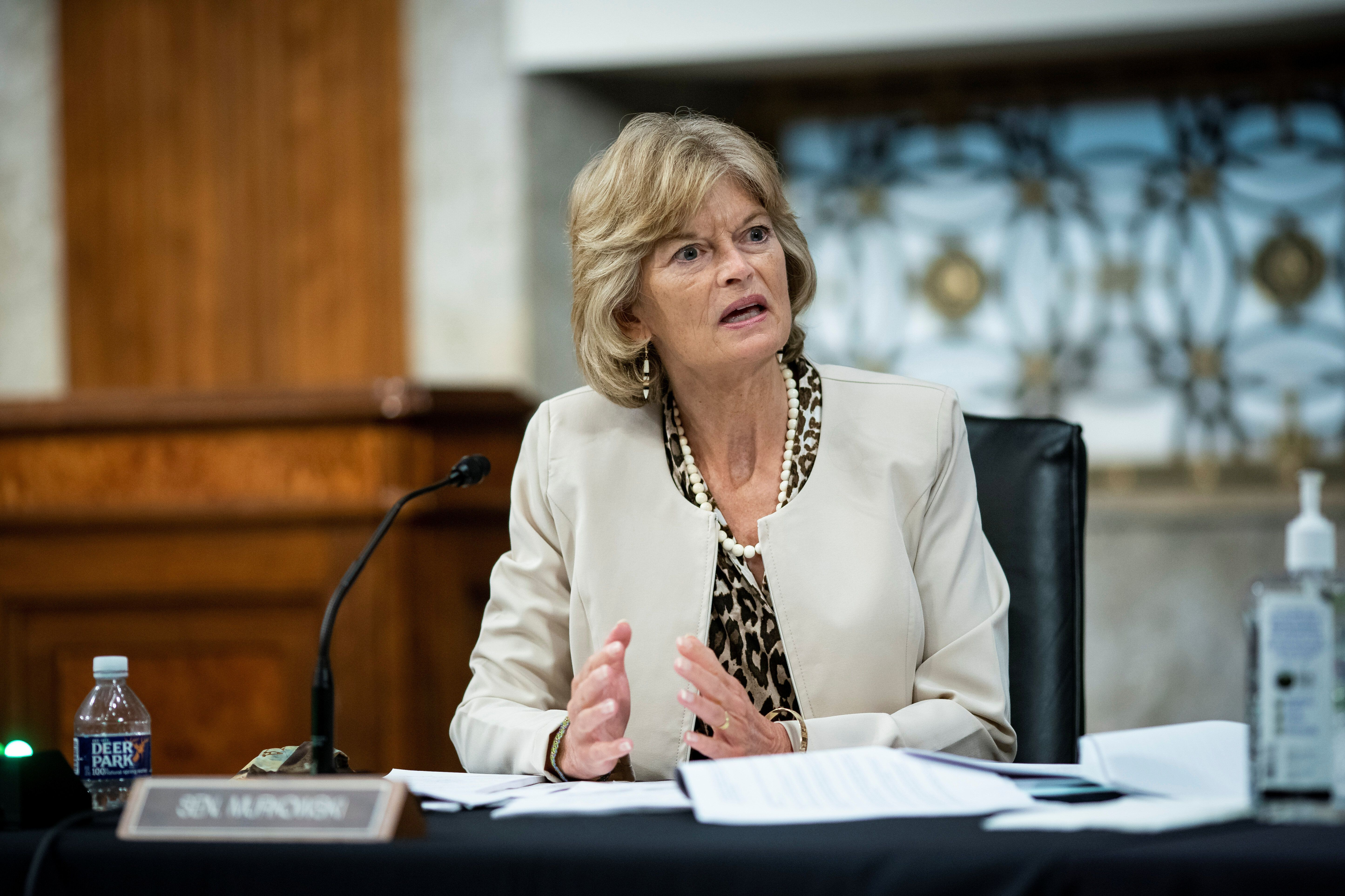 Sen. Lisa Murkowski of Alaska is one of few Republicans urging the Census Bureau to reverse its decision to stop 2020 census