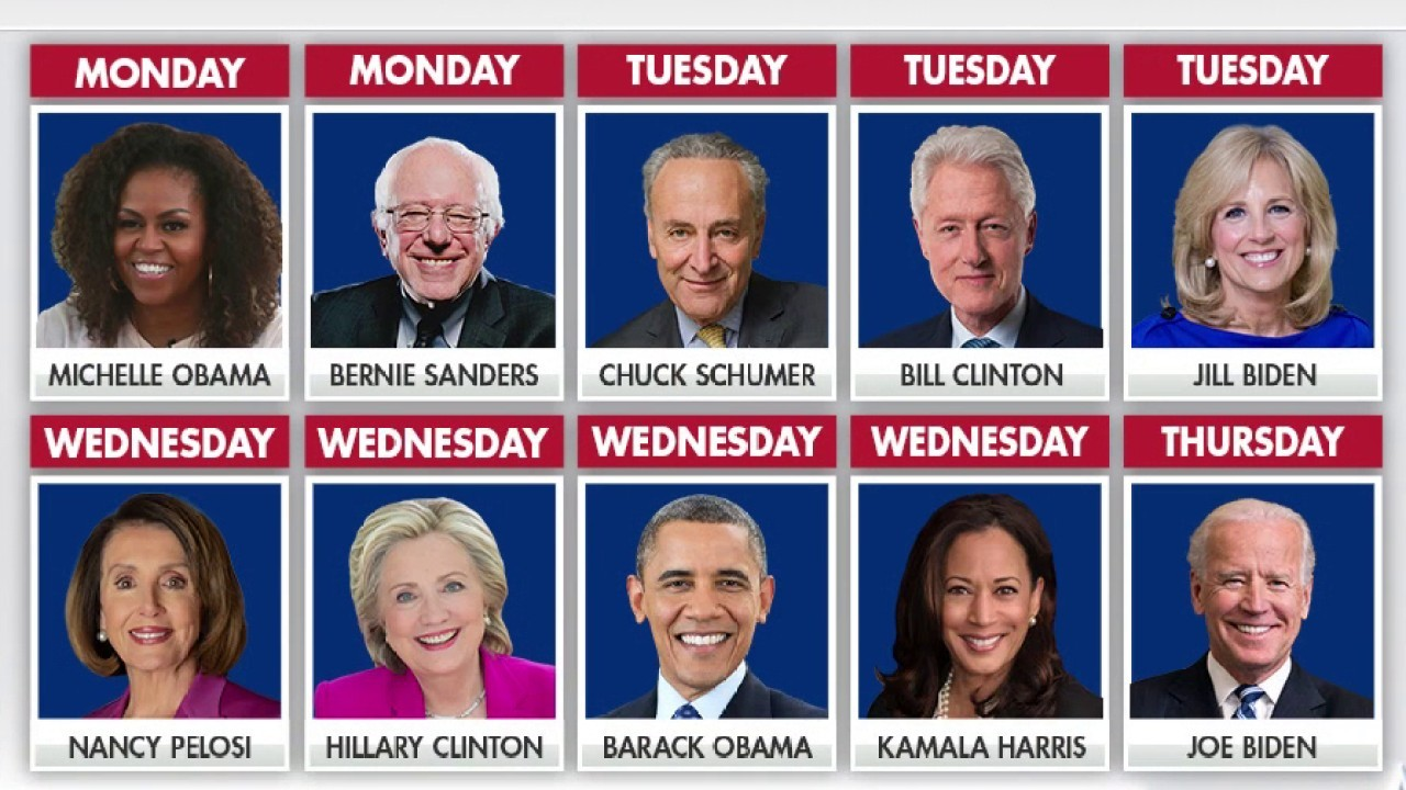 Democrats prepare to kick off largely virtual convention
