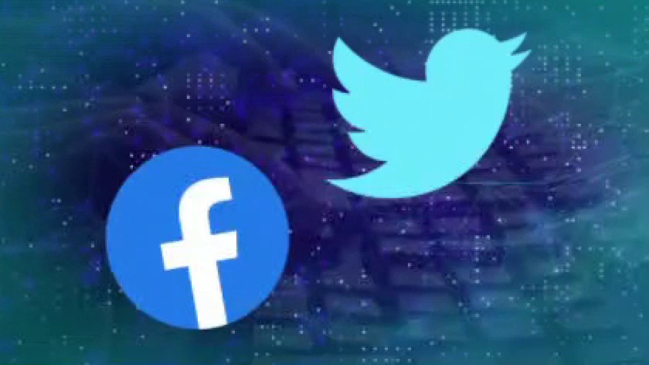 Facebook and Twitter suspend accounts over misinformation
