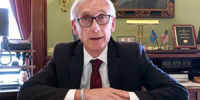 Wisconsin Gov. Tony Evers. (Associated Press)