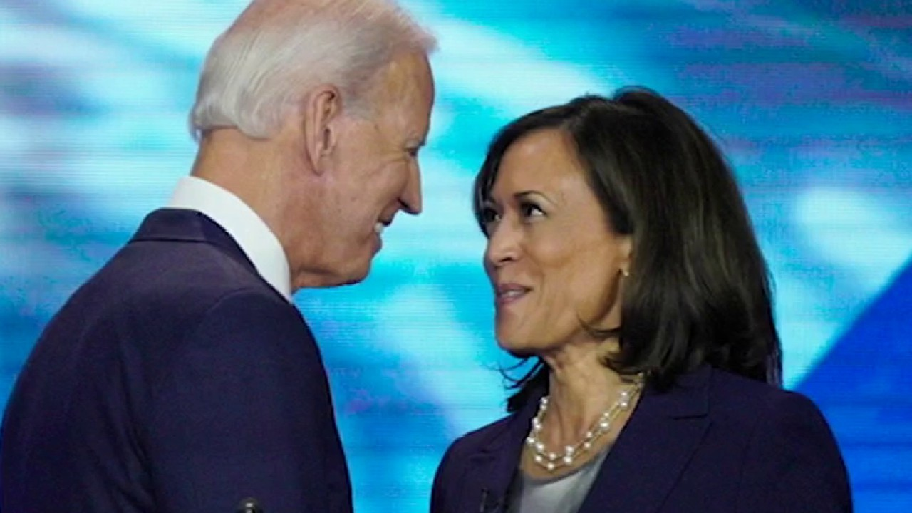 Steve Hilton: What exactly does Kamala Harris stand for?