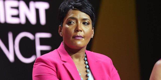 """Atlanta Mayor Keisha Lance Bottoms -- who announced Monday she tested positive for coronavirus – feels Georgia was """"too aggressive"""" when the state reopened from COVID-19 shutdowns. (Photo by Paras Griffin/Getty Images for Essence)"""