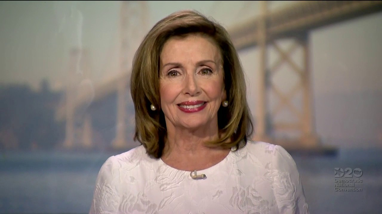 Pelosi: I've seen firsthand Donald Trump's disrespect for facts, working families, and women in particular