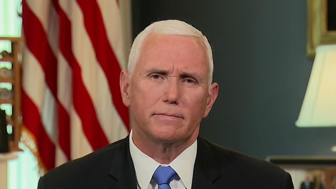 Pence: Declaring teachers essential workers allows them to go back to work safely