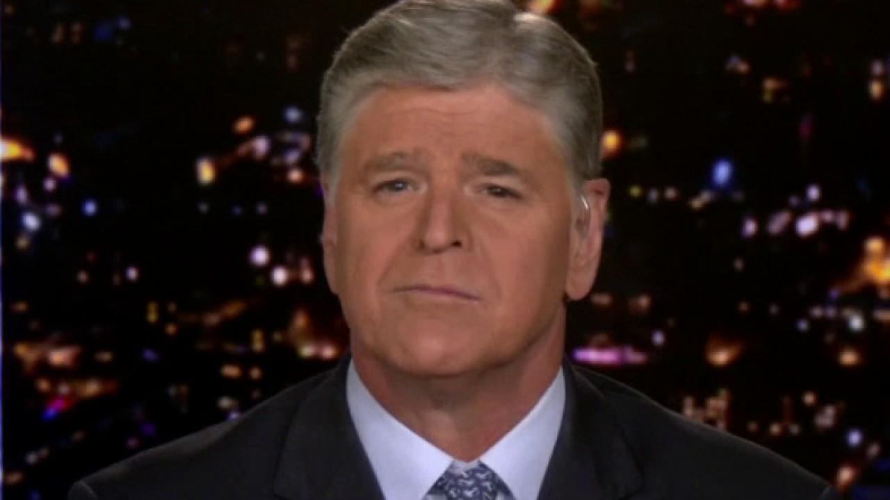 Hannity: Pragmatic moderate? Kamala Harris is anything but