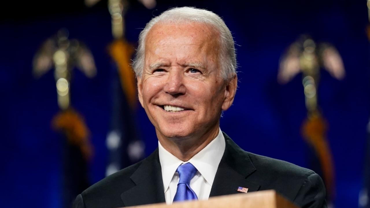 Media mob fawns over Joe Biden's DNC speech