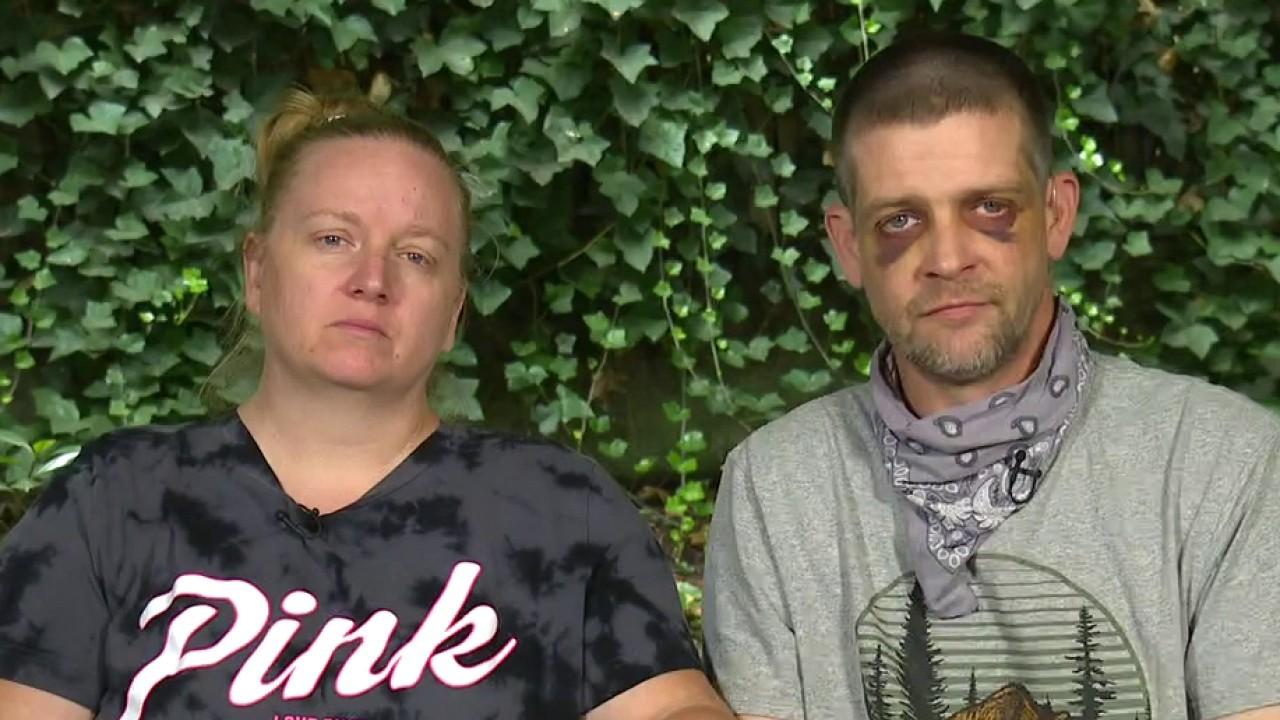 Portland truck driver speaks out on violent assault that left him unconscious