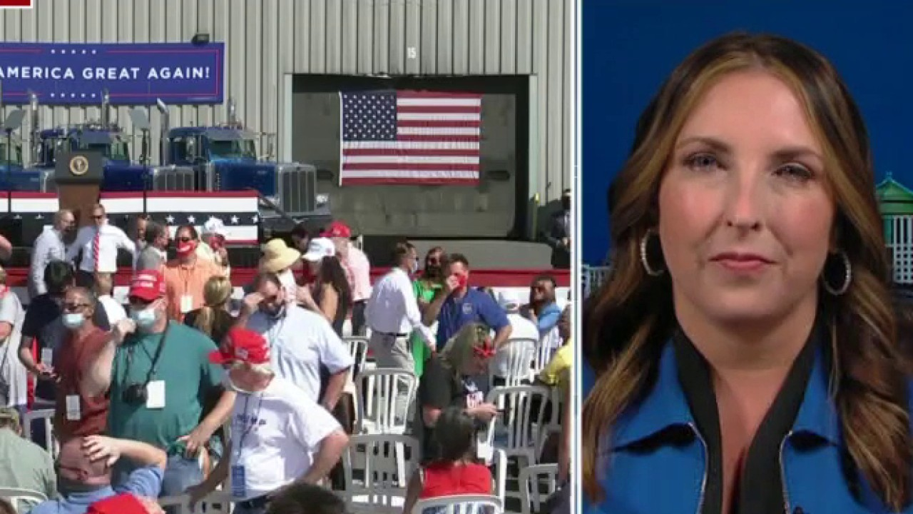 Ronna McDaniel: GOP convention will be positive, uplifting and about 'real people'