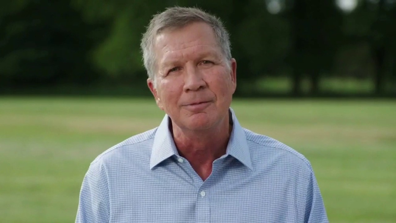 John Kasich says America is at a crossroads