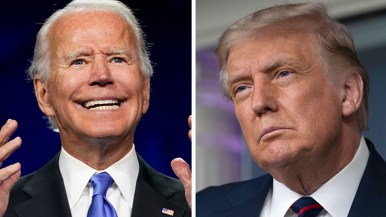 Can Joe Biden compete with President Trump on the economy?