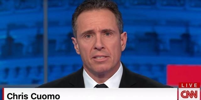 CNN host Chris Cuomo dismissed the idea that Americans should be allowed to attend church if the same cities allow crowded protests.