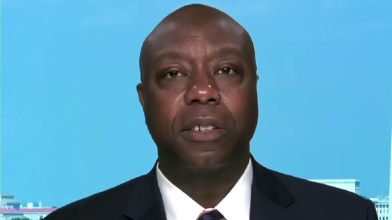 Sen. Scott praises progress for Black Americans under Trump