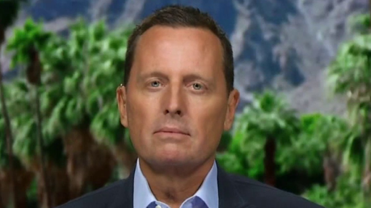 Richard Grenell reacts to 73 GOP national security officials endorsing Biden