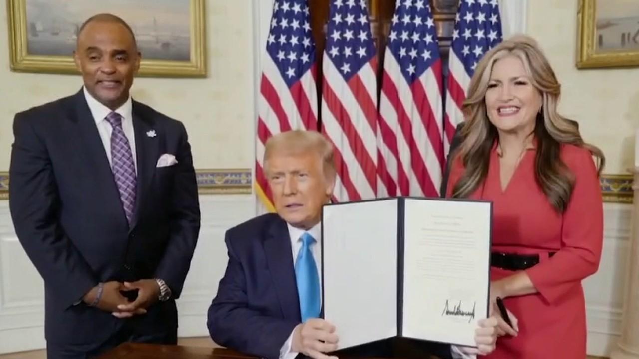President Trump pardons Hope for Prisoners founder Jon Ponder