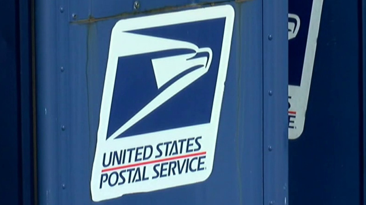 Mitch McConnell says Senate won't pass $25 billion postal service bill