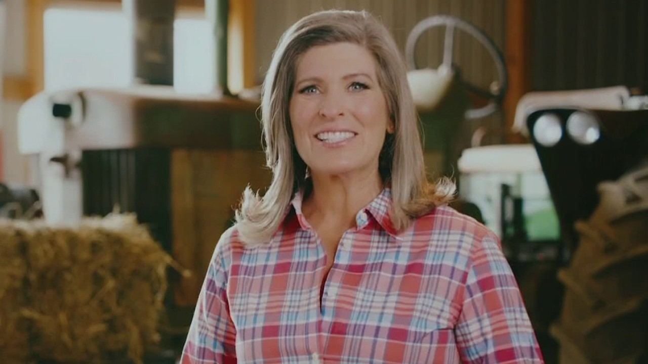 Sen. Joni Ernst says the Biden-Harris ticket is hostile to farmers