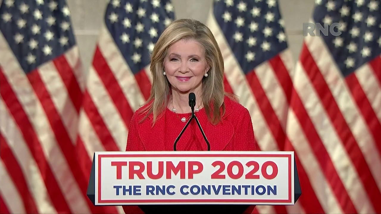 Sen. Marsha Blackburn: Democrats want to cancel our heroes in law enforcement and armed services