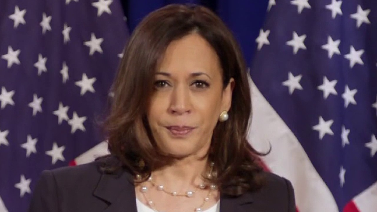 Kamala Harris slams President Trump's response to COVID crisis, says Joe Biden is more than ready to lead
