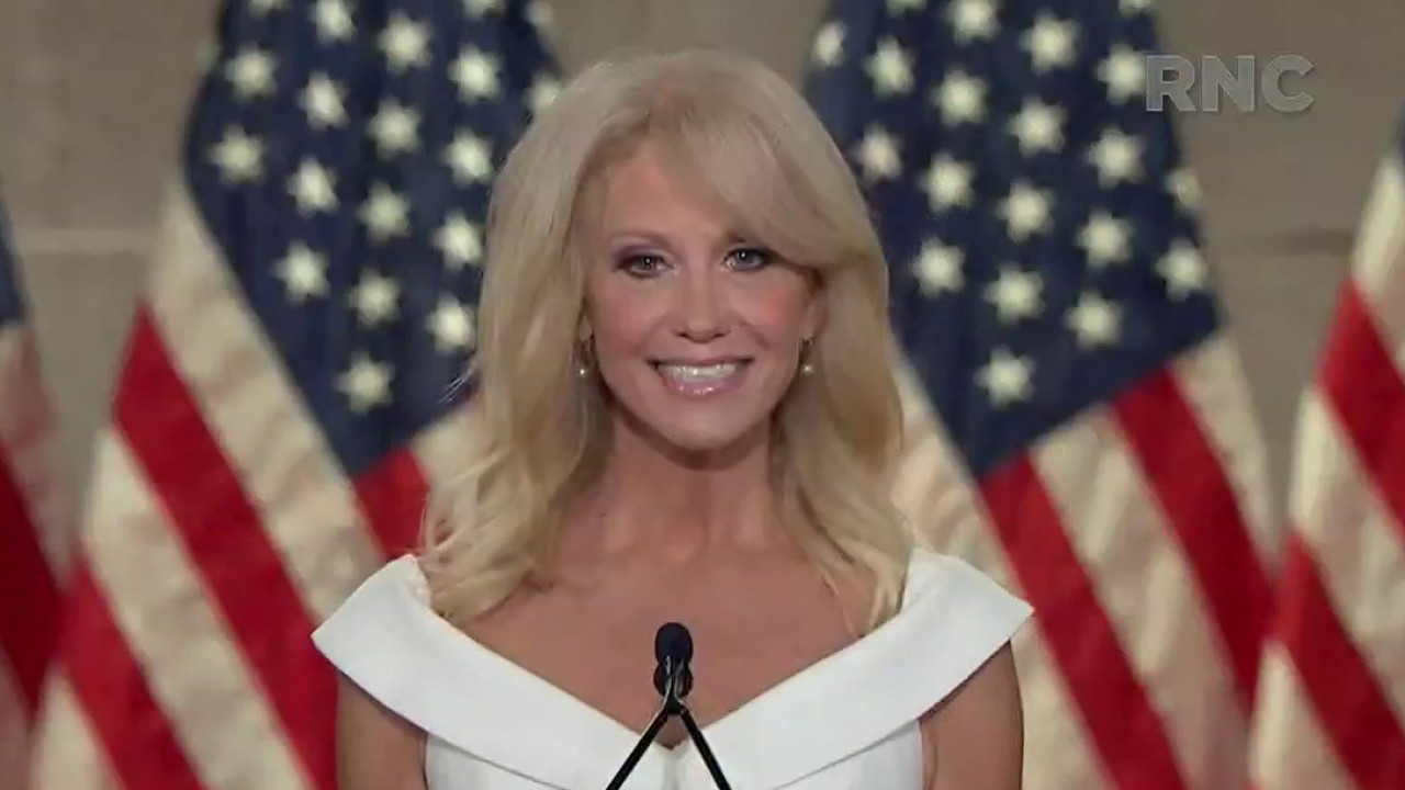 Kellyanne Conway: President Trump has stood by me, and he will stand up for you