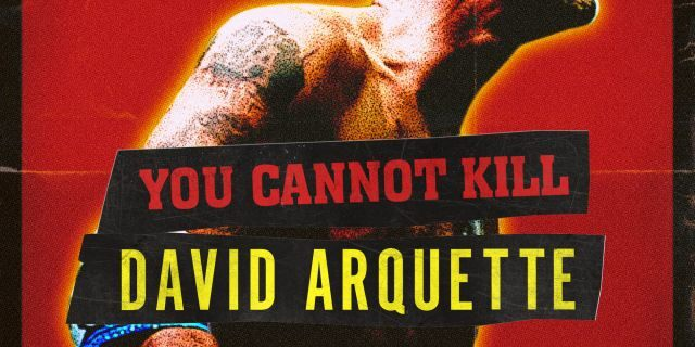 David Arquette attempts to return to wrestling in his new documentary.
