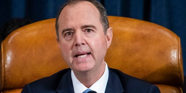 Democratic Chairman of the House Permanent Select Committee on Intelligence Adam Schiff of California. (Photo by Jim Lo Scalzo-Pool/Getty Images)